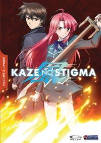Kaze no Stigma Vol2